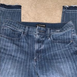 express size four women's jeans
